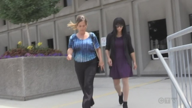 Amherstburg woman sentenced in dumpster baby case